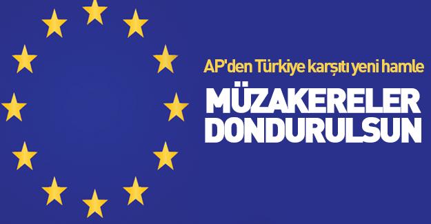 AP'den Türkiye karşıtı yeni hamle