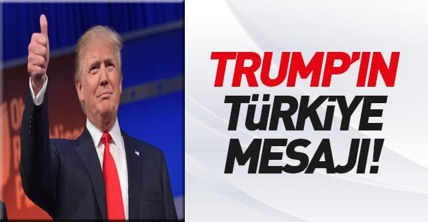 Başbakan Yıldırım'dan Trump'a tebrik telefonu