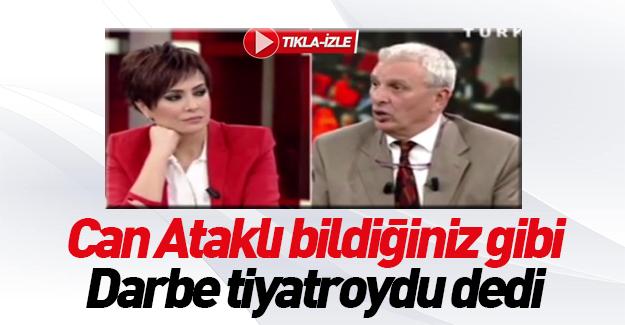 Can Ataklı'dan canlı yayında skandal sözler!