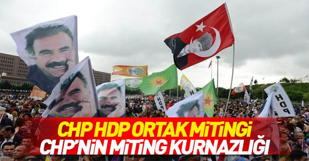 CHP'den ilçe başkanlıklarına bayrak uyarısı