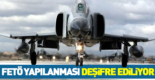 En itaatkar olanlar F-16 pilotu yapılmış!