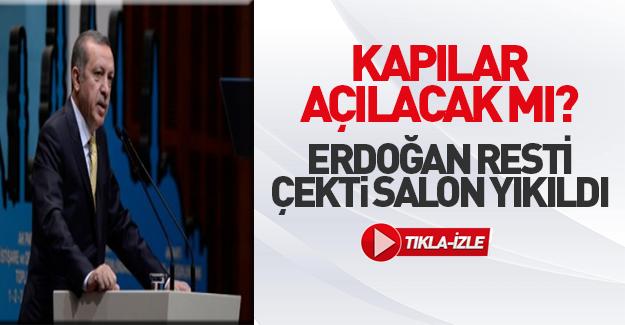 Erdoğan AB'ye resti çekti: Sınır kapıları açılacak mı?