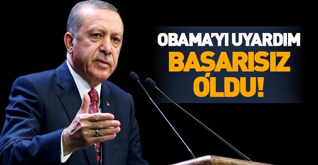 Erdoğan'dan ABD televizyonuna önemli açıklamalar