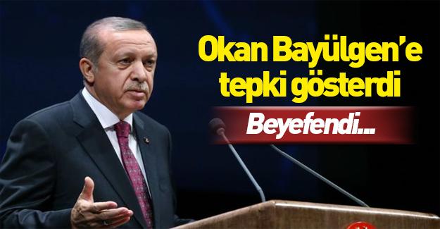 Erdoğan'dan Diriliş yorumu ve Bayülgen'e tepki
