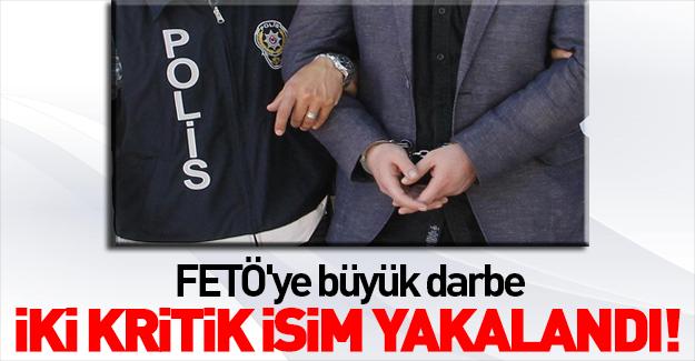 FETÖ'nün Marmara ve İstanbul Emniyet imamları yakalandı
