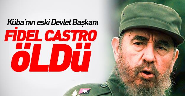 Fidel Castro öldü! Fidel Castro kimdir?