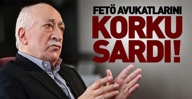 Gülen'in avukatları paniğe kapıldı