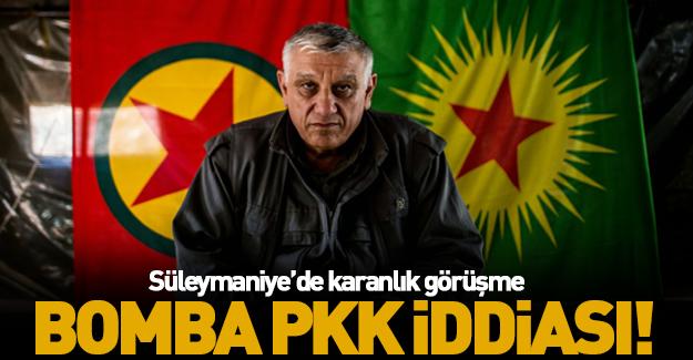 Gündeme bomba gibi düşen PKK iddiası!