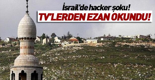 İsrail'de hacker şoku!