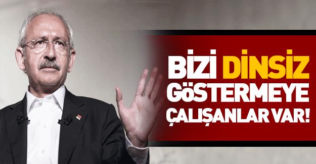 Kılıçdaroğlu din adamlarına dert yandı!