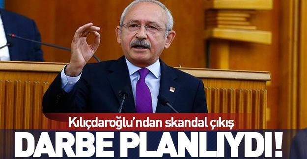 Kılıçdaroğlu'ndan hükümete 'darbe' suçlaması