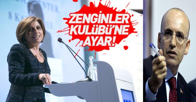 Mehmet Şimşek'ten TÜSİAD'a sert cevap