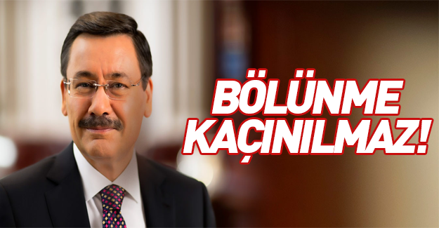 Melih Gökçek: CHP'nin bölünmesi kaçınılmaz