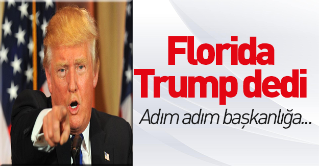 Obama'nın Florida planı tutmadı