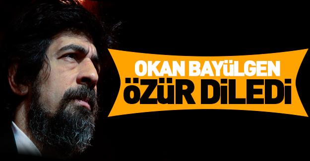 Okan Bayülgen'den 'Diriliş' açıklaması: Özür dilerim