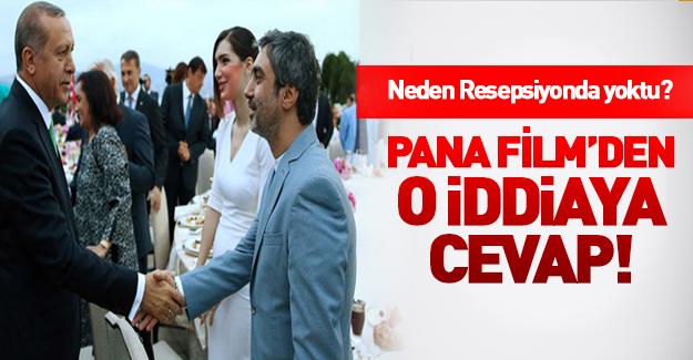 Pana Film'den Necati Şaşmaz açıklaması