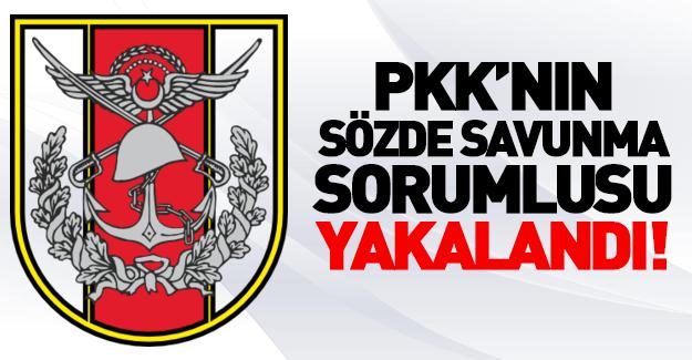 PKK'nın kilit ismi yakalandı!