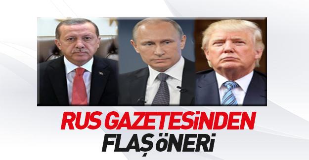 Rus gazetesinden flaş öneri!