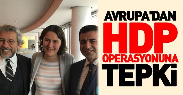 Teröre destek veren AP'den HDP açıklaması!