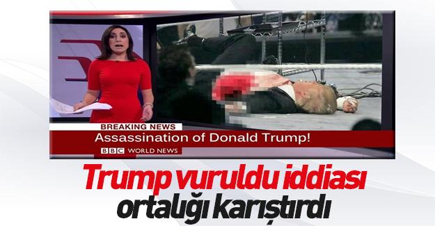 'Trump'a suikast' iddiası ortalığı karıştırdı!