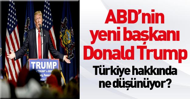 Trump'ın Türkiye'ye bakışı nasıl?