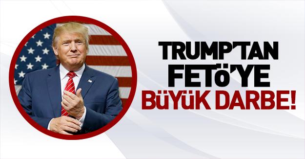 Trump'tan FETÖ'yü korkutan atama!