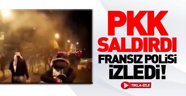 Türk konsolosluğuna molotoflu saldırı!