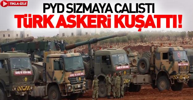 Türk tankları El Bab sınırında!
