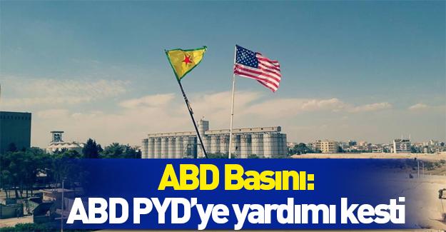 Washington Post: ABD PYD'ye silah yardımını kesti
