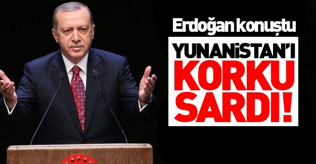 Yunanistan'da Türkiye korkusu başladı