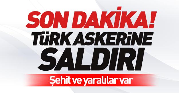 El Bab'ta Türk askerine saldırı!