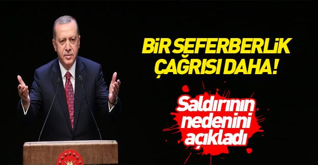 Erdoğan'dan Kayseri açıklaması!