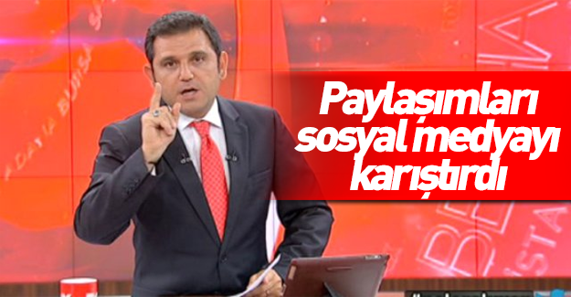 Fatih Portakal'ın tartışılan tweet'i!
