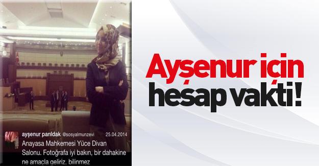 FETÖ muhabiri Ayşenur Parıldak hakkındaki iddianame hazır