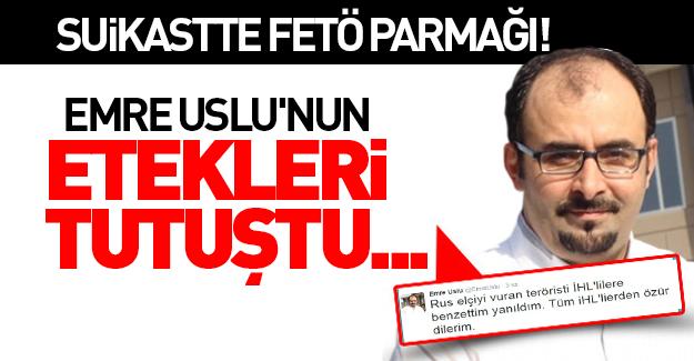 Fetö'nün tetikçisi Katil polis için panikledi!