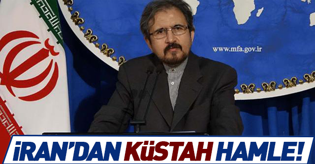 İran'dan Türkiye'deki o protestolara tepki!