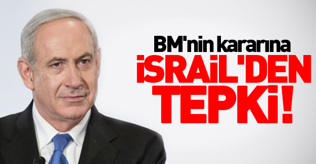 İsrail BMGK kararına uymayacak