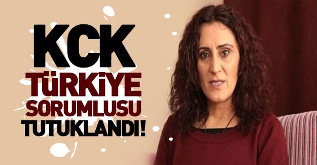 KCK`nin 'Türkiye sorumlusu' tutuklandı!