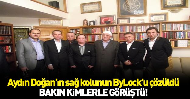 Muratoğlu'nun Bylock görüşmeleri ortaya çıktı