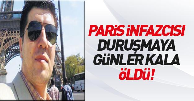 Ömer Güney Paris'te öldü