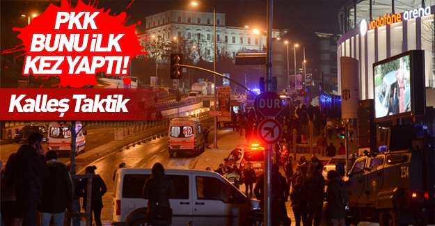 PKK'dan DEAŞ taktiği