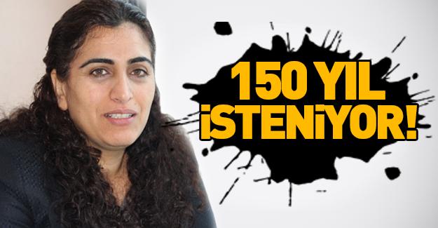 Sabahat Tuncel'e bakın kaç yıl hapis istendi!