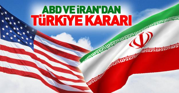Suikast sonrası İran ve ABD'den flaş karar!