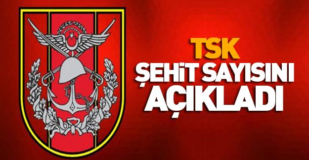TSK'dan Kayseri saldırısı açıklaması