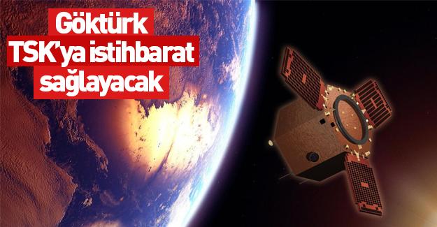 TSK için yapılan Göktürk-1'de geri sayım