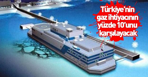 Türkiye'de ilk: Gaz ihtiyacının yüzde 10'unu karşılayacak