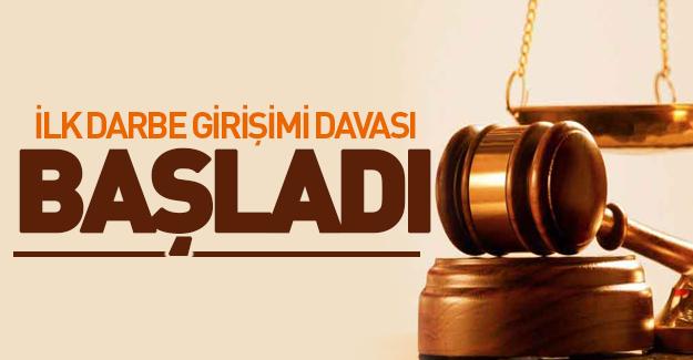 Ve İstanbul'da ilk FETÖ davası başladı