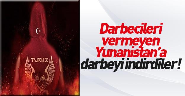 Yunanistan'a şok! Binlerce yazışma Türk hackerların eline geçti