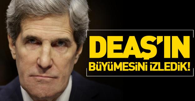 ABD'yi sallayan DEAŞ iddiası!