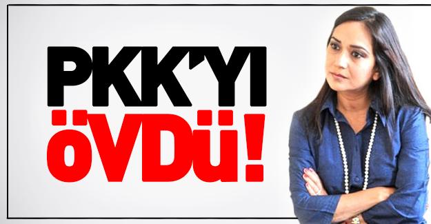Amberin Zaman'ın PKK hayranlığı